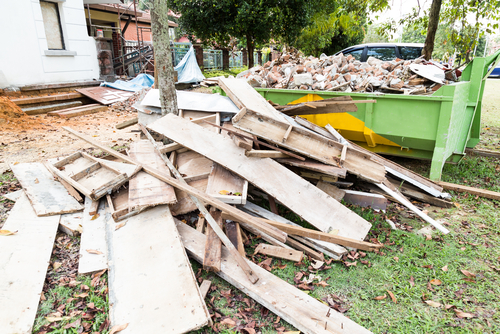 commercial rubbish removal Perth