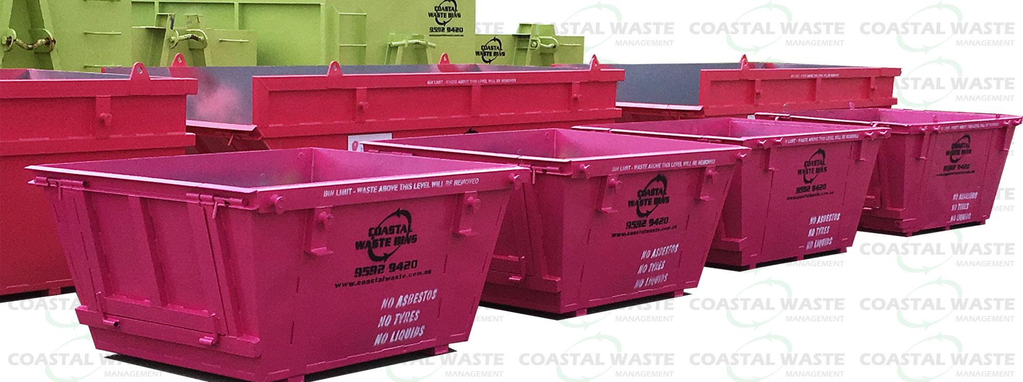 waste bin hire perth